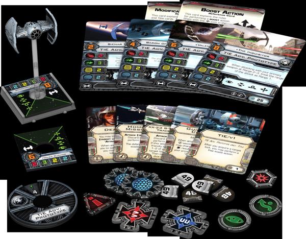 dec 30 x-wing imp pursuit products