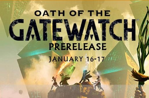 Oath of the Gatewatch Prerelease